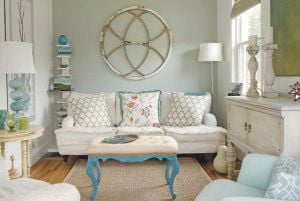 STEPHEN THOMPSON: Finding decorating freedom with eclectic décor