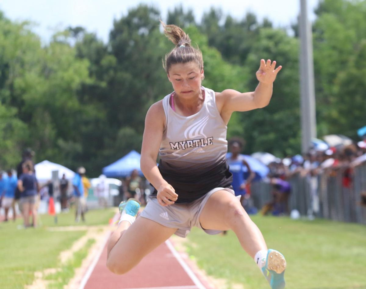 Kinsley Gordon State Meet