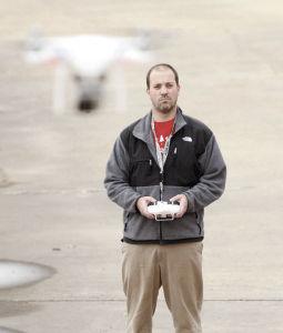 Drones gain in popularity in Tupelo area