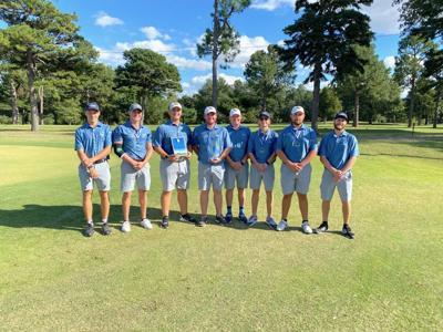 Blue Mountain Men's Golf Team