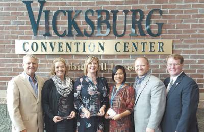 Tupelo CVB earns several awards