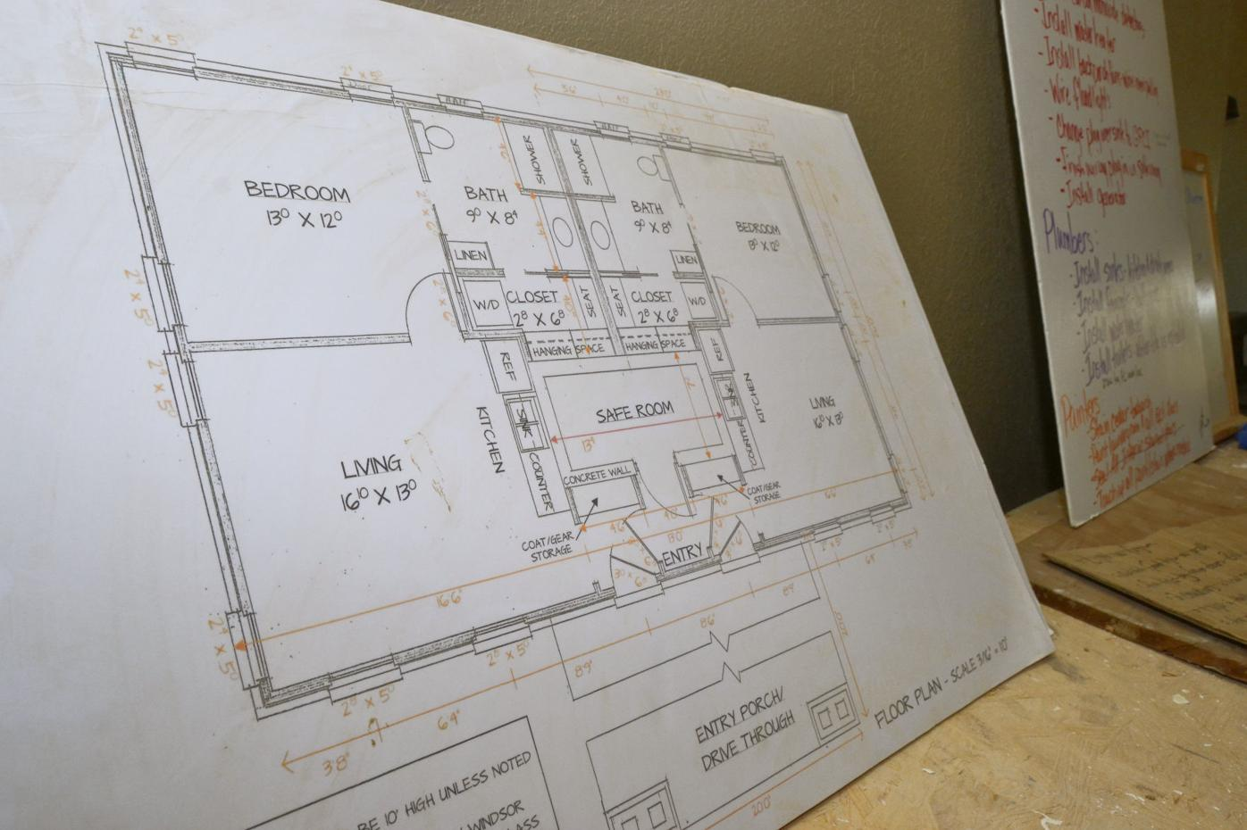 Crossroads Ranch - Duplex Blueprints