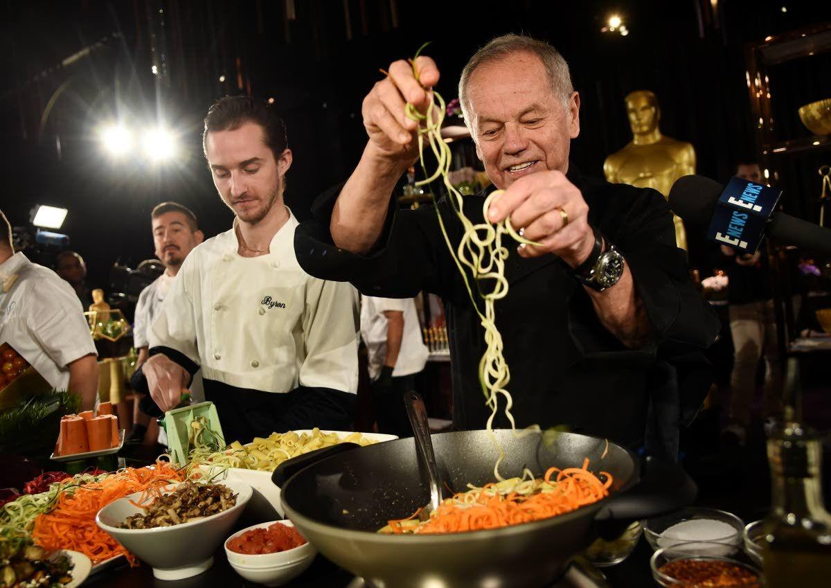 'It was so frenetic:' HBO Max follows Wolfgang Puck Catering