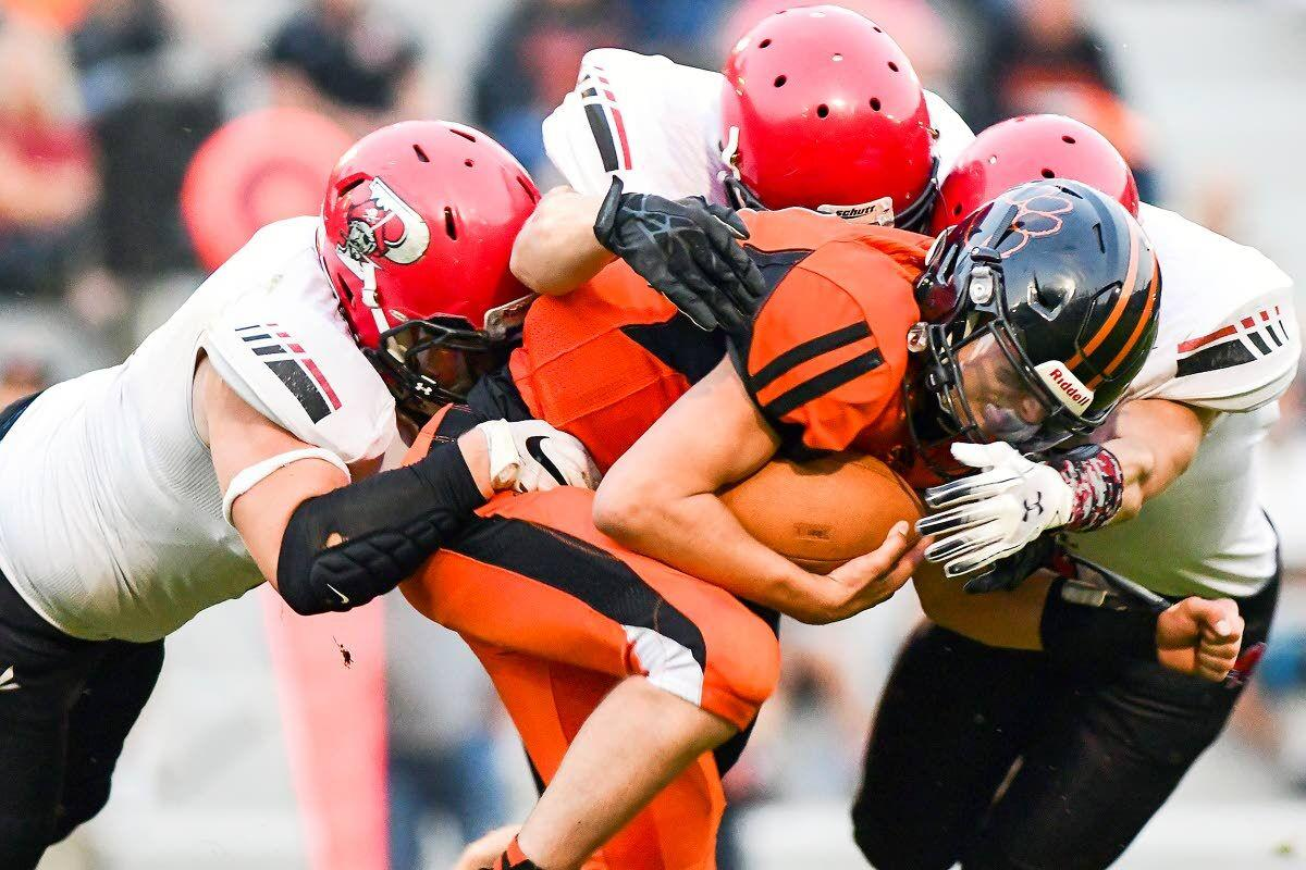 Prairie picks up where it left off, thrashes Tigers