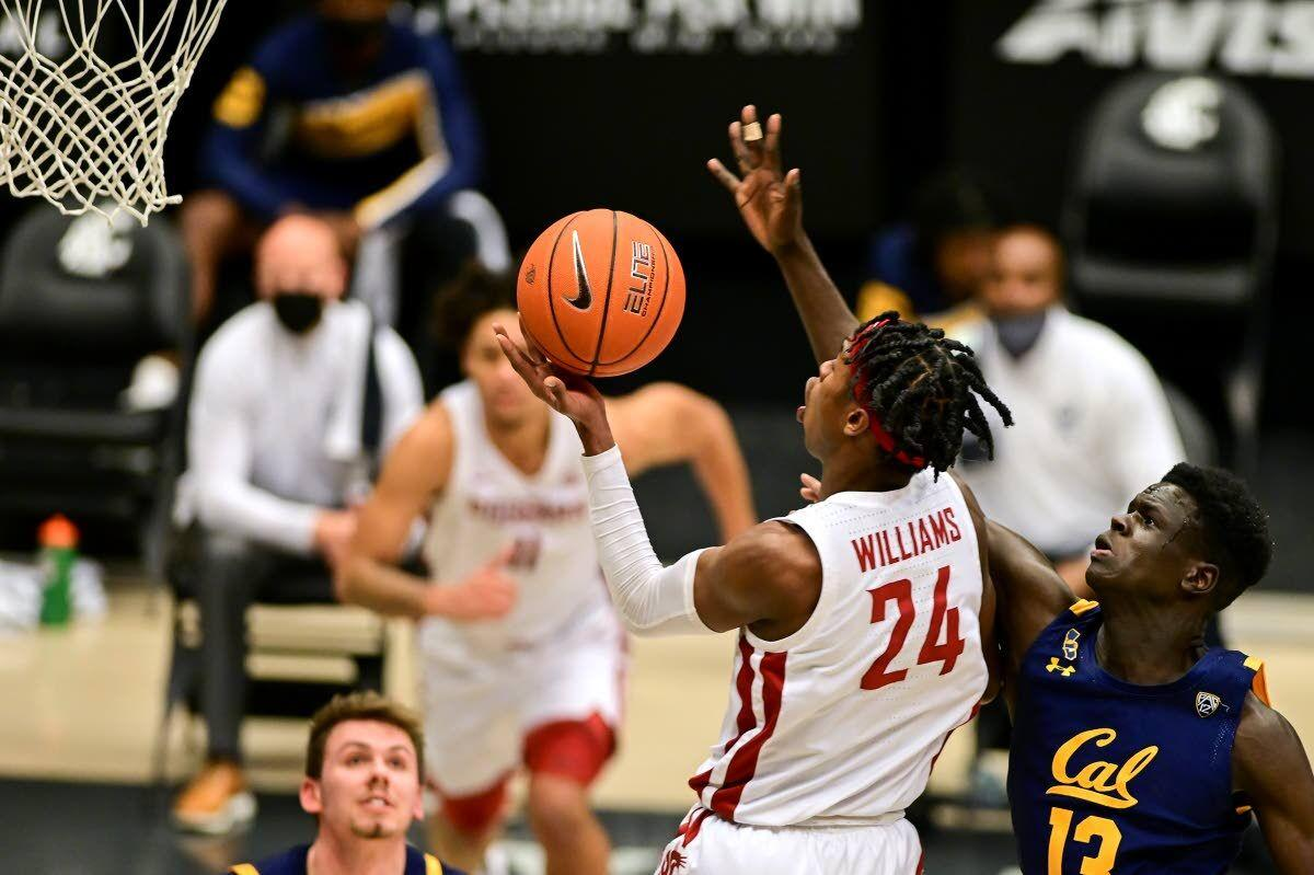 Cougars' star shines in rout of Cal