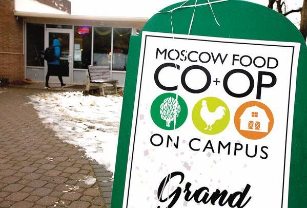 Moscow Food Co-op comes to UI
