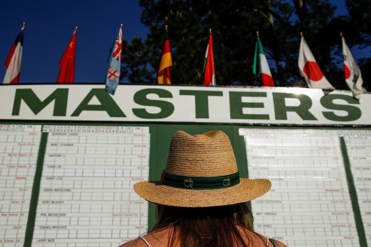 Masters tournament to be postponed