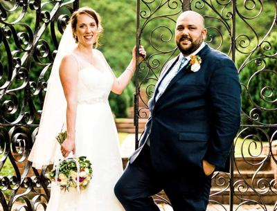 Carneal, Chaudhry wed in Purcellville, Va.