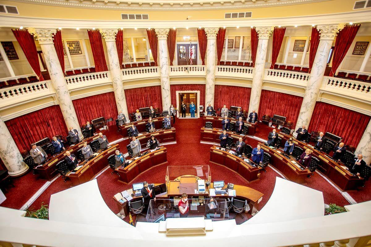 The Legislature that came to roost