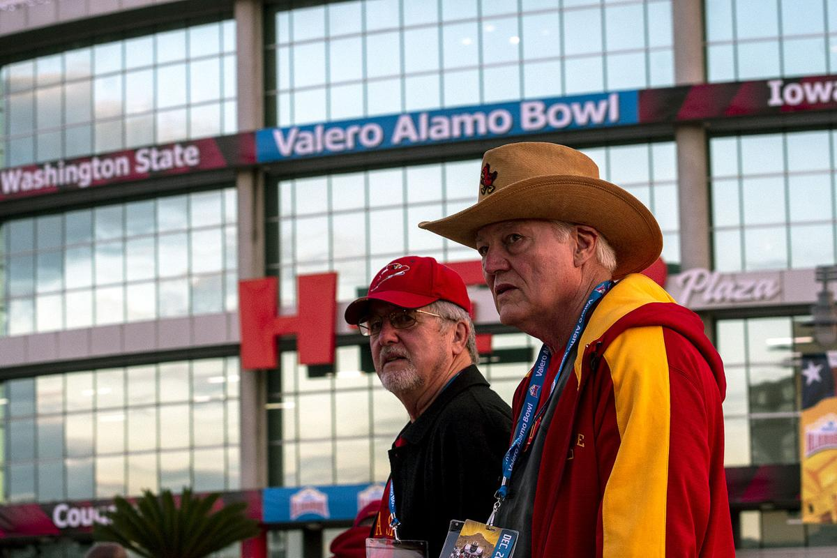 Alamo Bowl: Washington State vs Iowa State