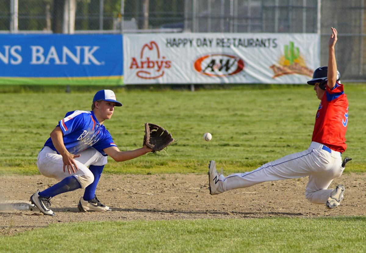 Devils sweep border rivals in Legion baseball