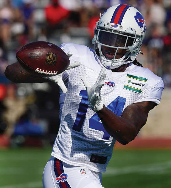 Buffalo Bills Agree To Trade Sammy Watkins