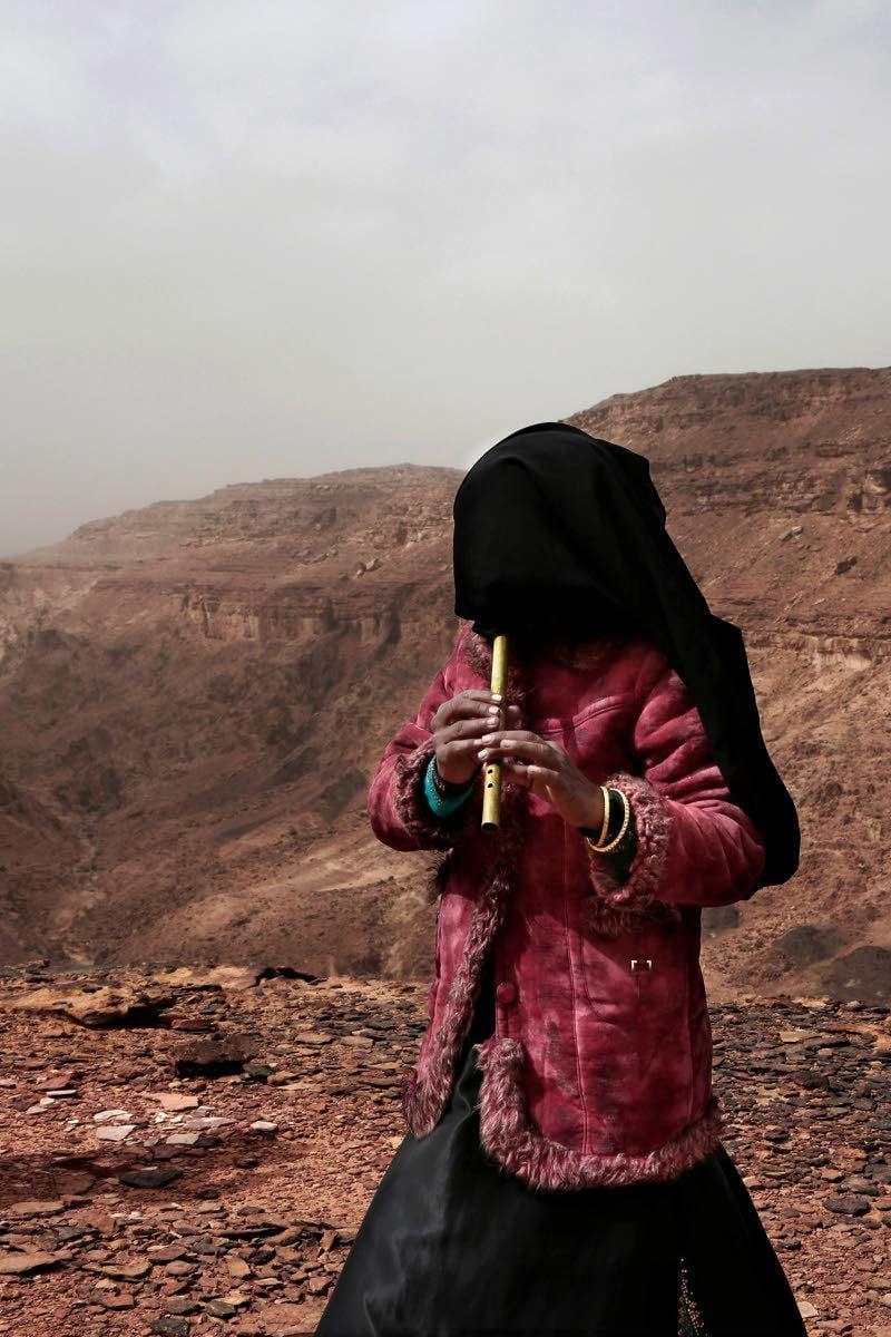 Bedouin women lead tours in Sinai
