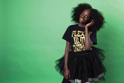 Flexin' in her Complexion: Bullied girl a messenger of hope