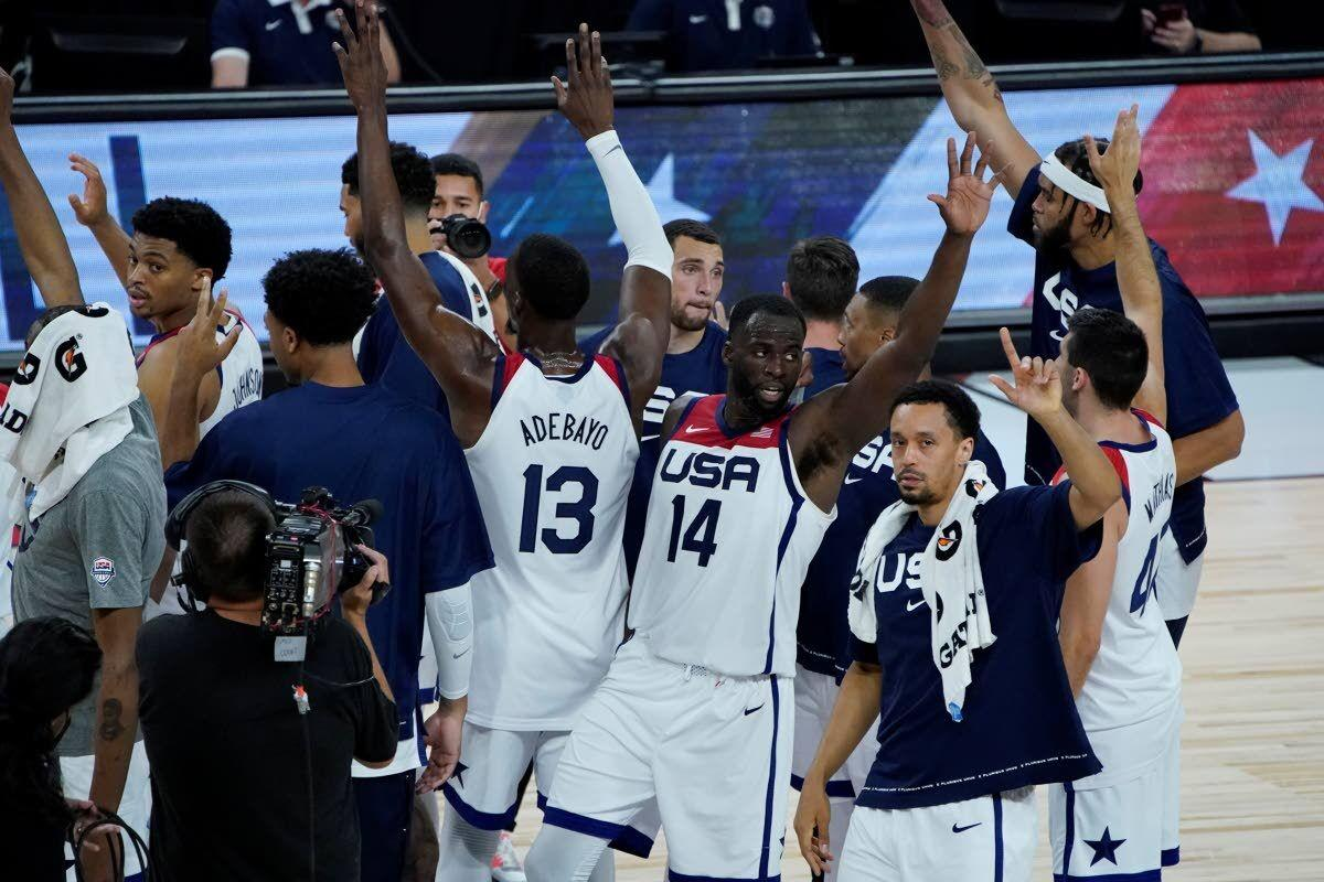 Ready or not: Short-handed U.S. hoops off to Tokyo