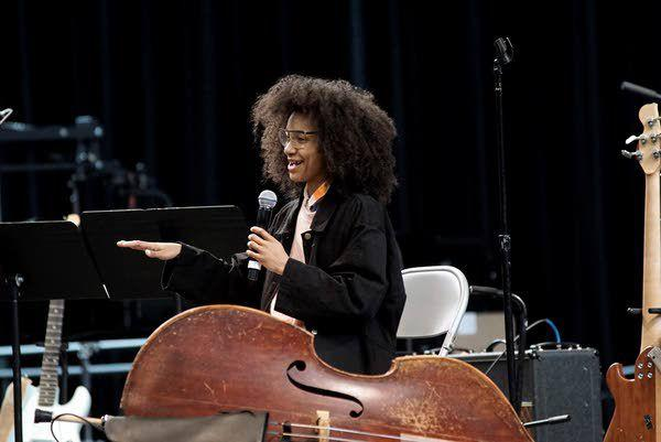 Esperanza Spalding discusses what it means to be a performer | Local