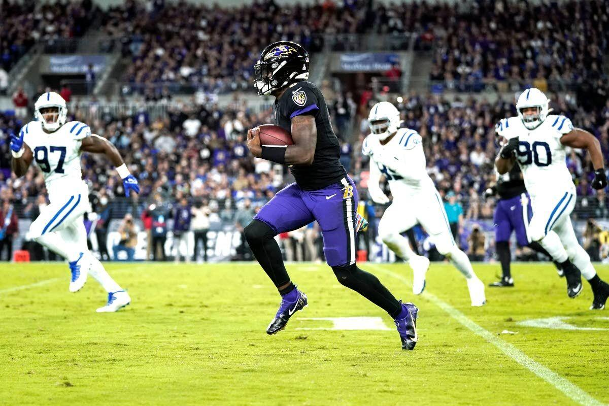 Ravens rally in OT to win over Colts