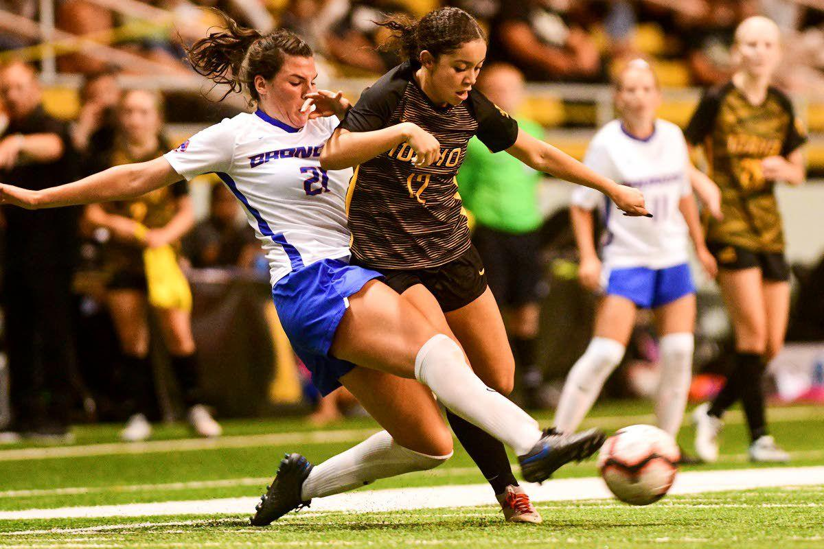 Broncos take down Vandals in foul-fest