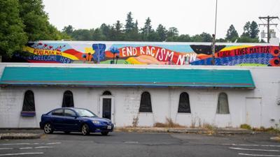 Artist: Mural belongs to 'everyone'