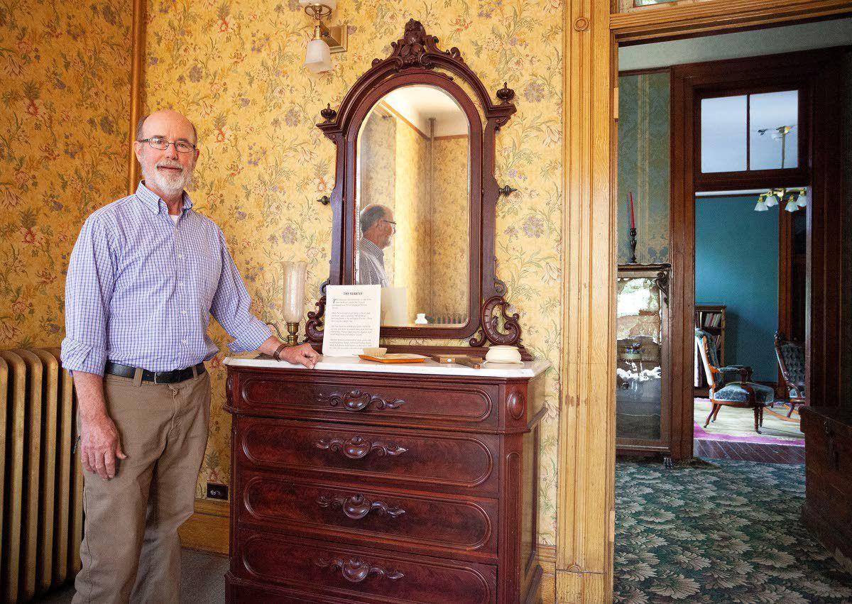 Local historian earns state honor