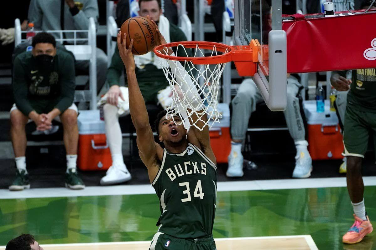 Giannis the Great: Bucks star making mark in NBA Finals