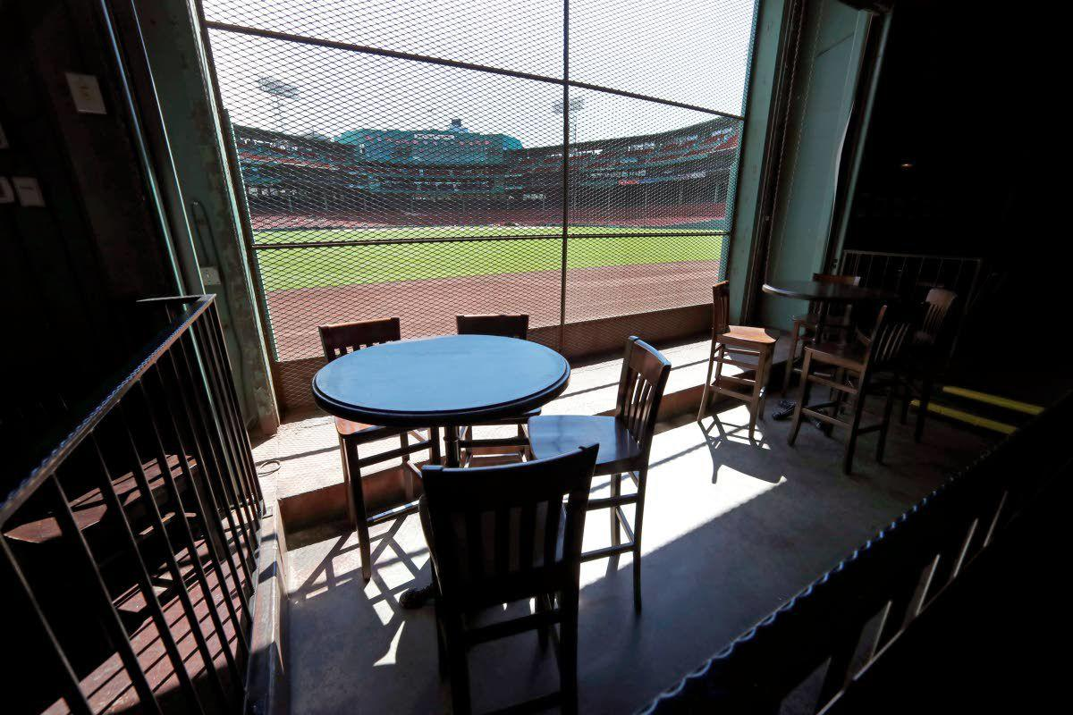 Good MLB views, if fans know where to look