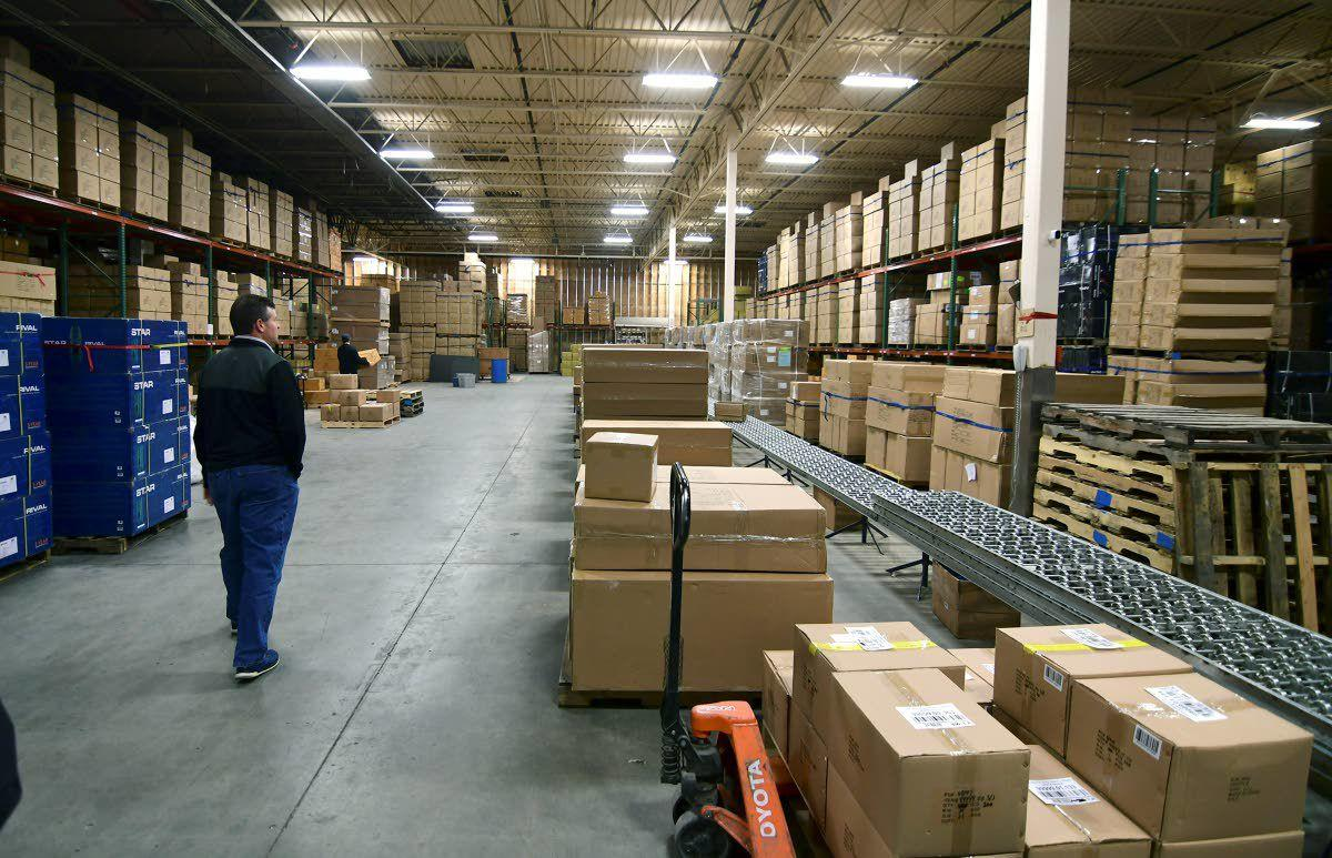 Northwest River Supplies to combine multiple locations into one