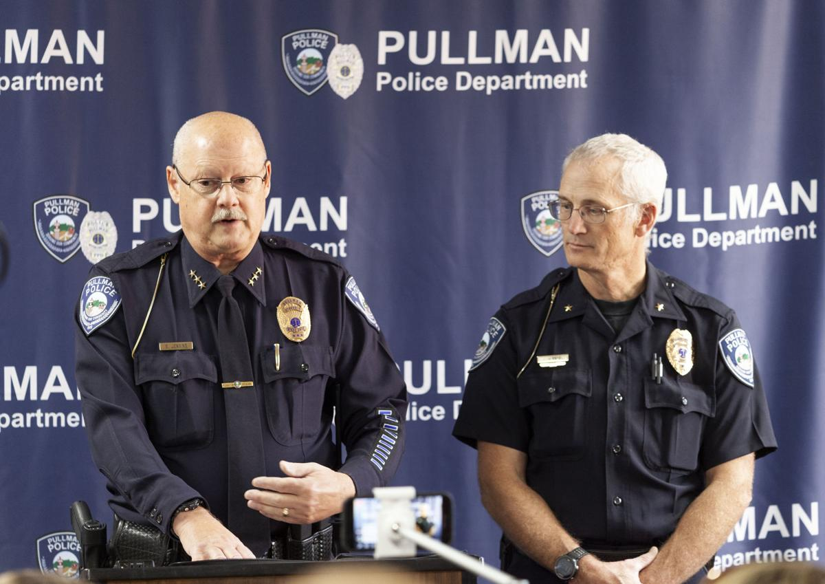 Pullman Police Department sergeant arrested for sexual