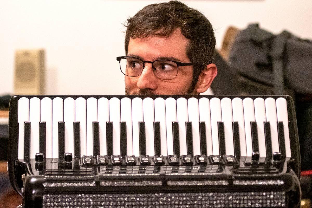 Life 'accordion' to Adrian