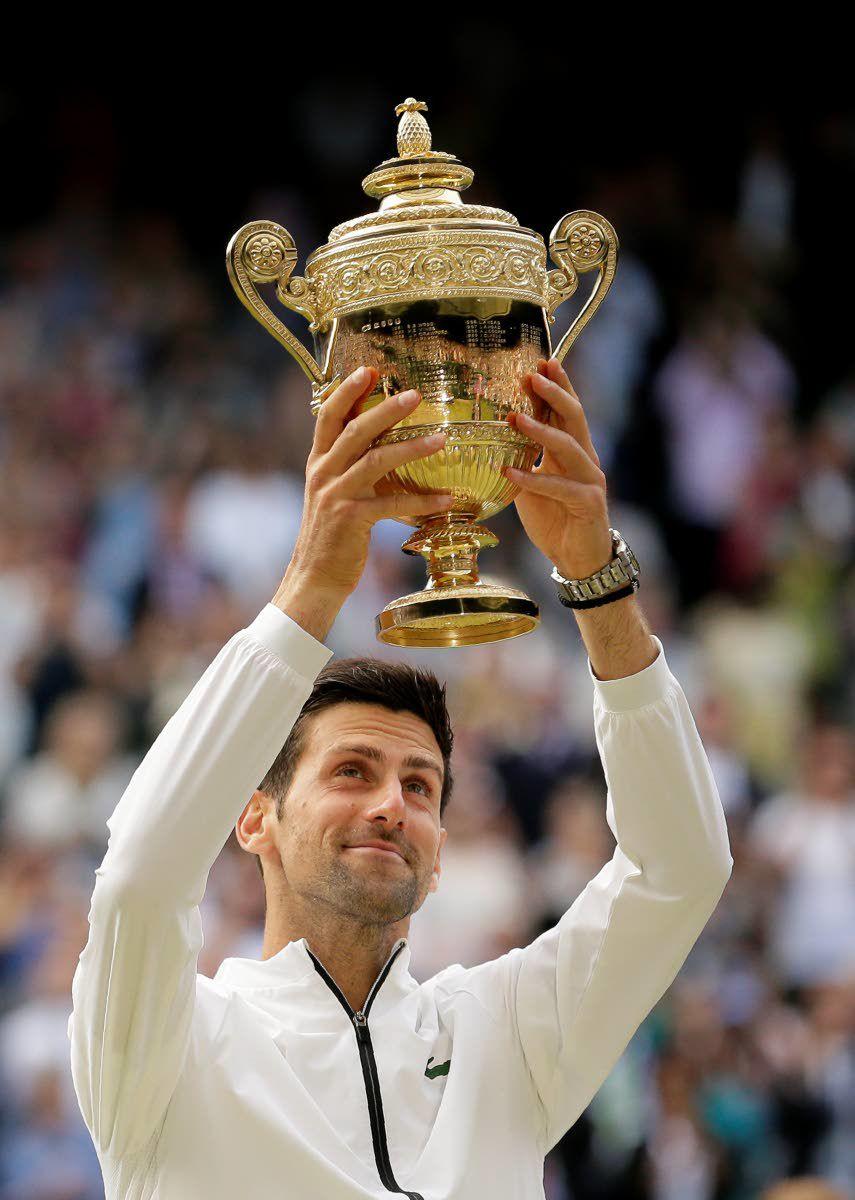 Djokovic wins in historic final
