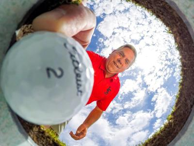 Holey moley: Lewiston golfer hits 3 holes-in-ones in 11 days