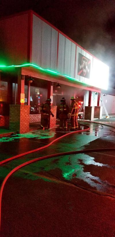Laser arena damaged in alleged arson early Sunday