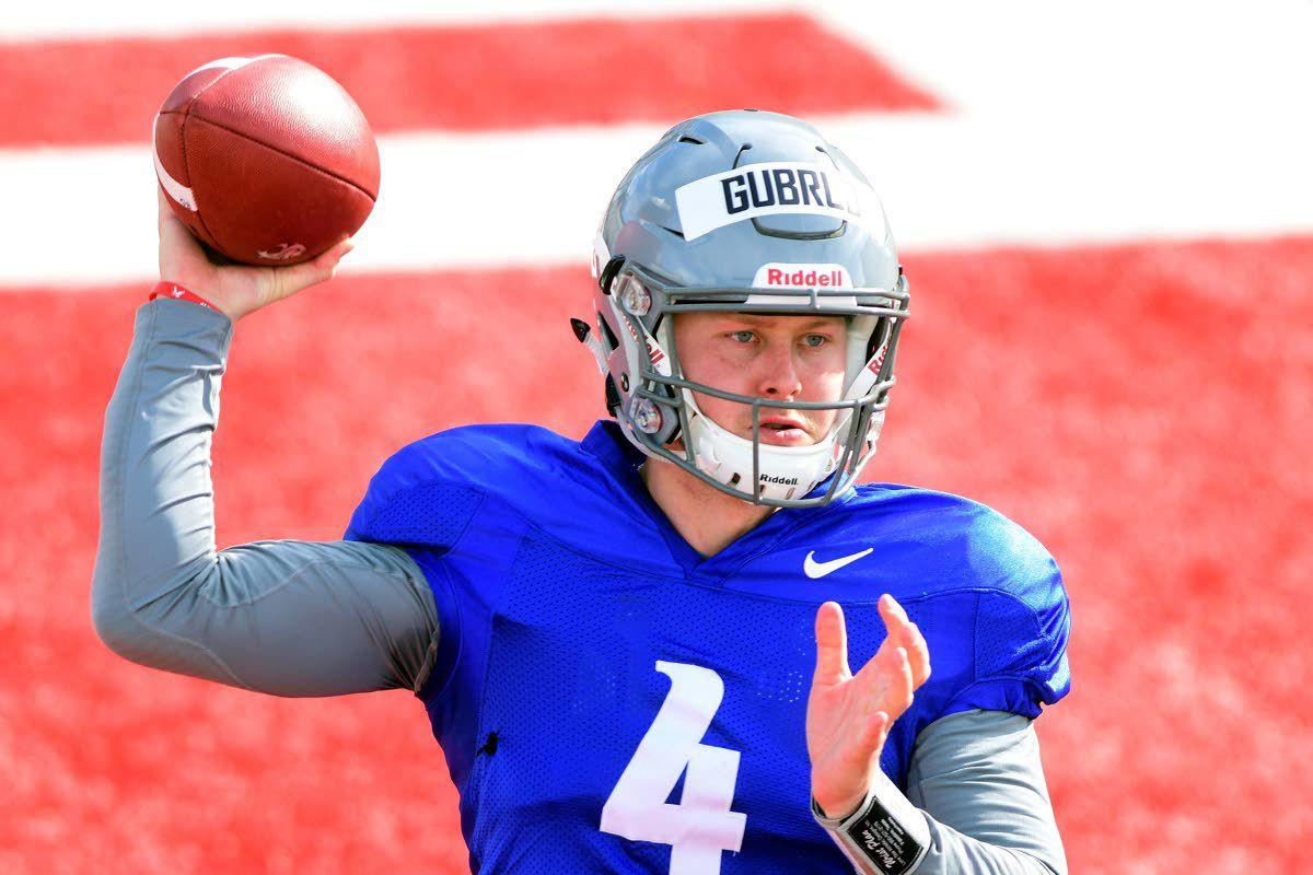For Cougs, an echoey story at QB