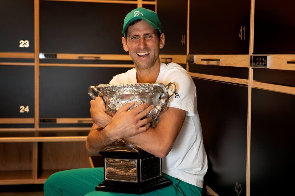 Analysis: Djokovic right to focus on Federer, Nadal, Slams