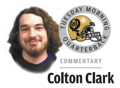 Colton Clark Tuesday Morning Quarterback
