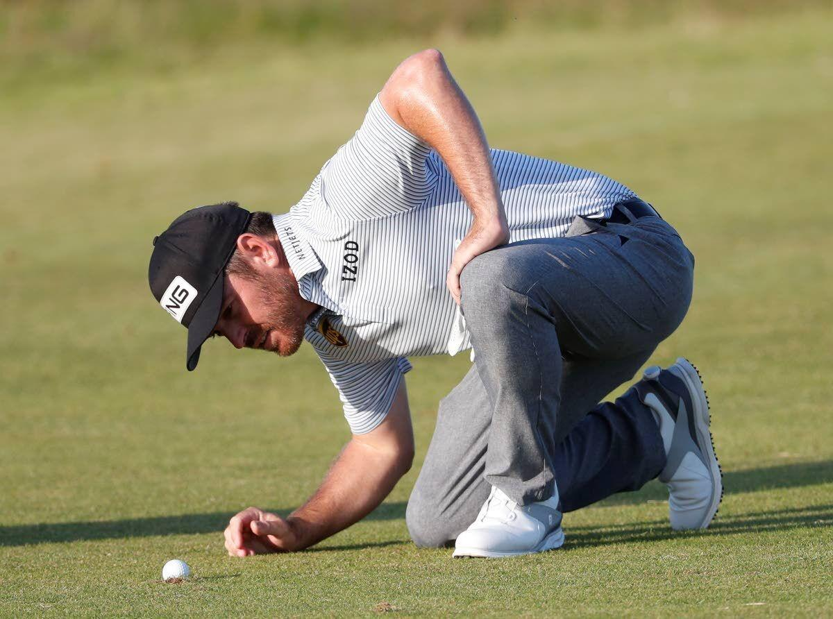 Oosthuizen leads after 3 rounds at the British Open