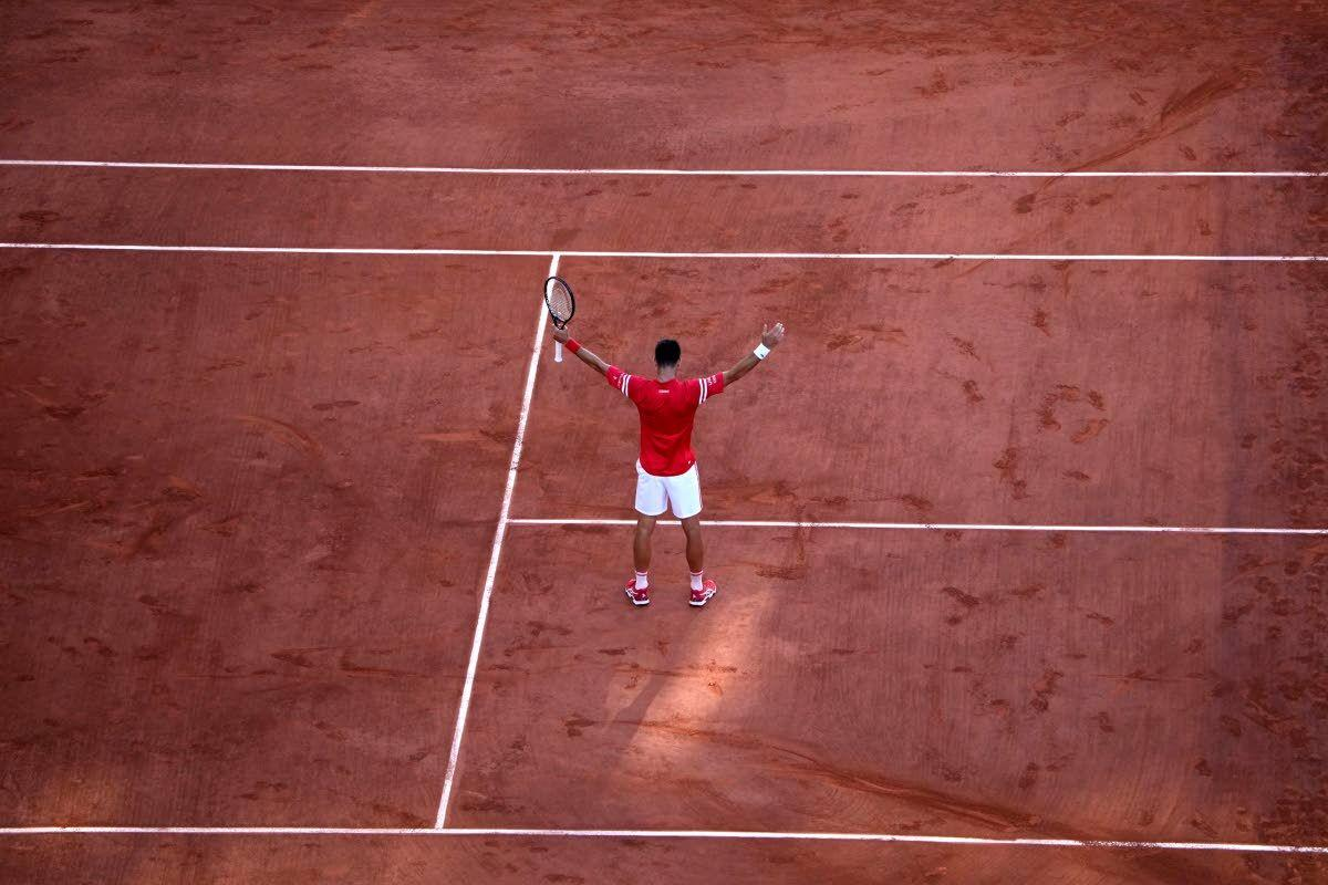 Djokovic paved 'own path' to another crown