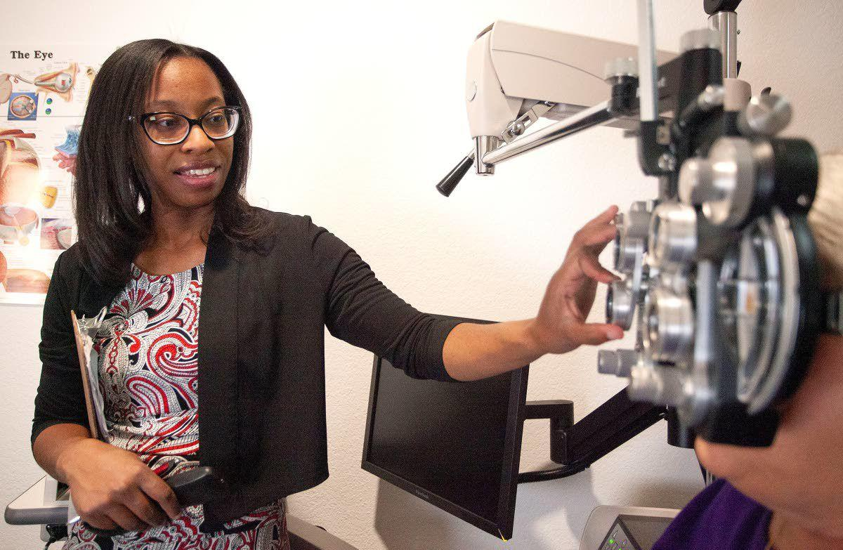 Pullman resident opens eye care clinic