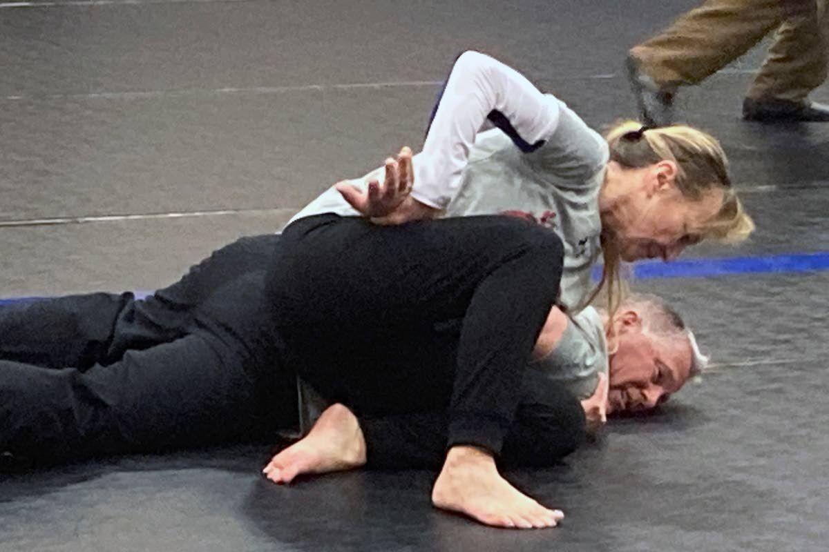 Judo seeks solutions in police training