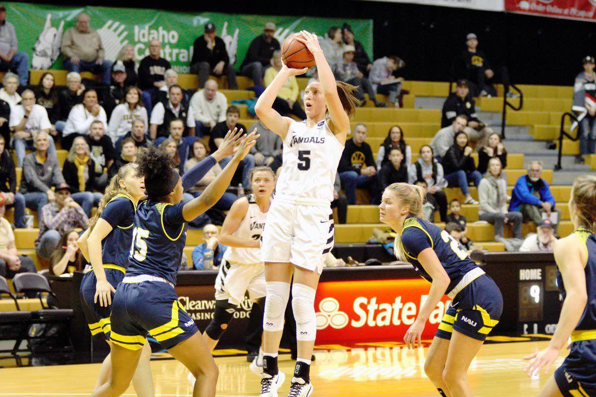 Big Sky trims conference basketball games