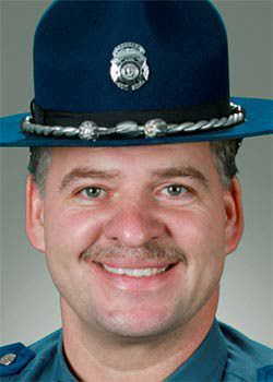 Colfax mayor named Trooper of the Year
