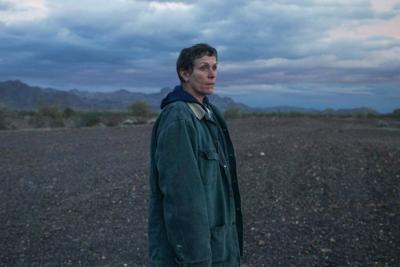 Frances McDormand makes 'Nomadland' an Oscar contender