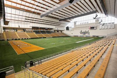 """College football's weirdest stadium': Kibbie Dome quirkiness, history the subject of ESPN.com feature"