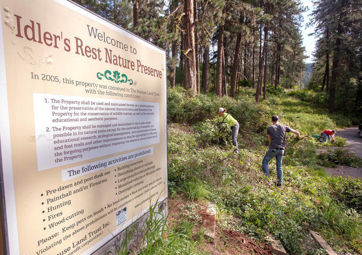 Idler's Rest Nature Preserve to undergo $100,000 in upgrades