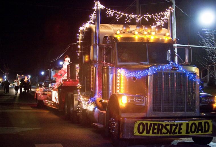 Colfax Holiday Parade News Dnews Com