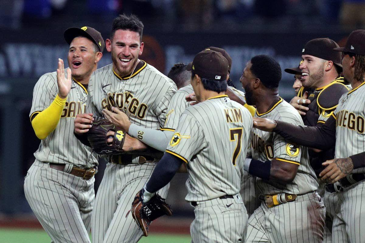 Musgrove throws first Padres no-hitter in team history