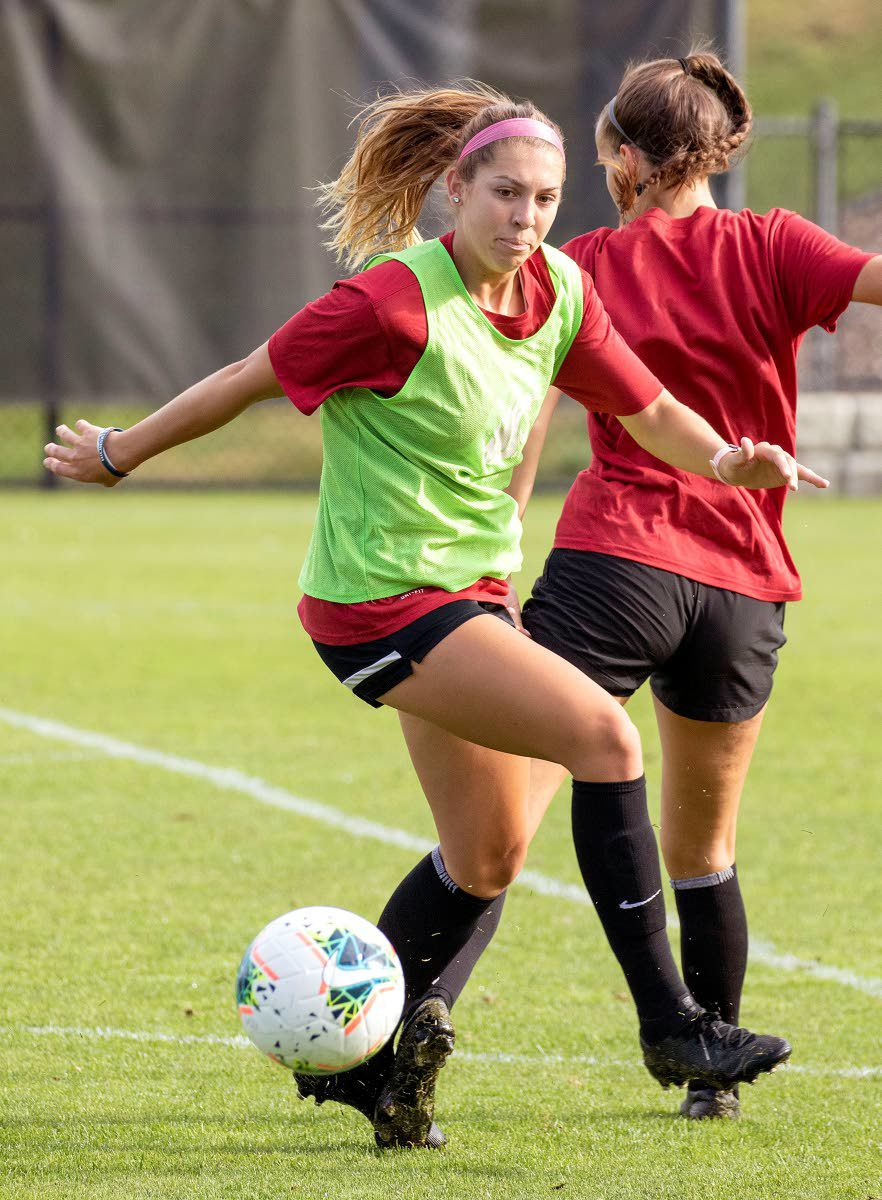 WSU soccer back and deeper than ever
