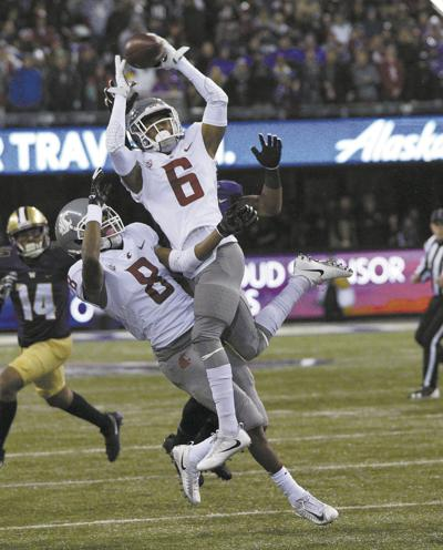 Cougars smashed in Apple Cup