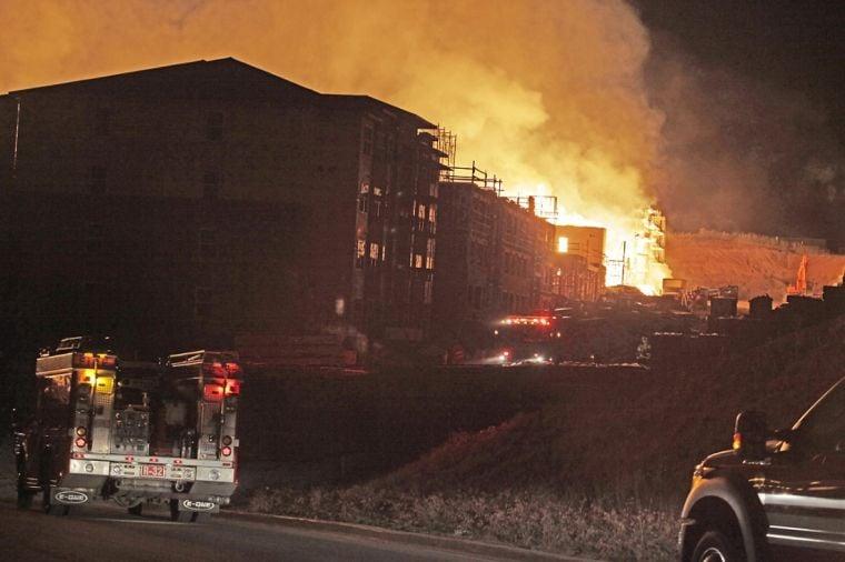Pullman Grove Apartment Complex Fire | News | dnews.com