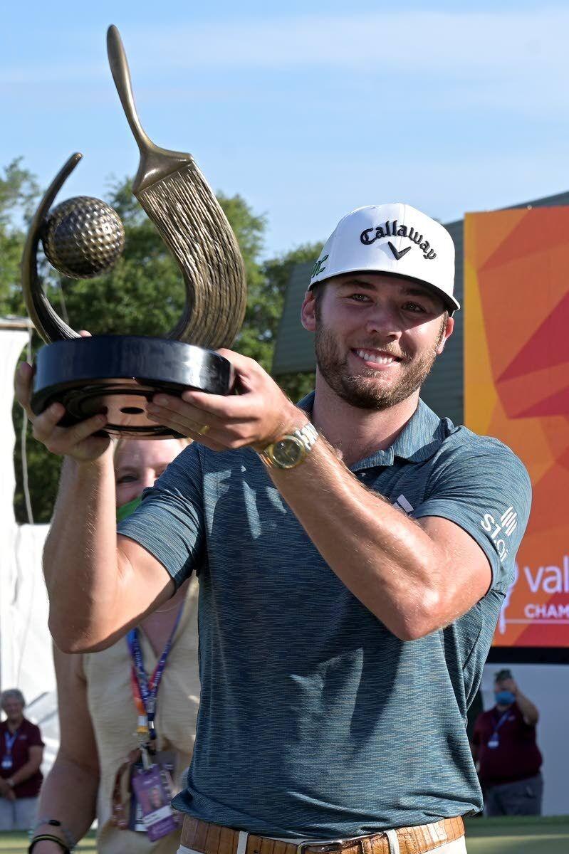 Golf roundup: Burns win Valspar for first PGA title